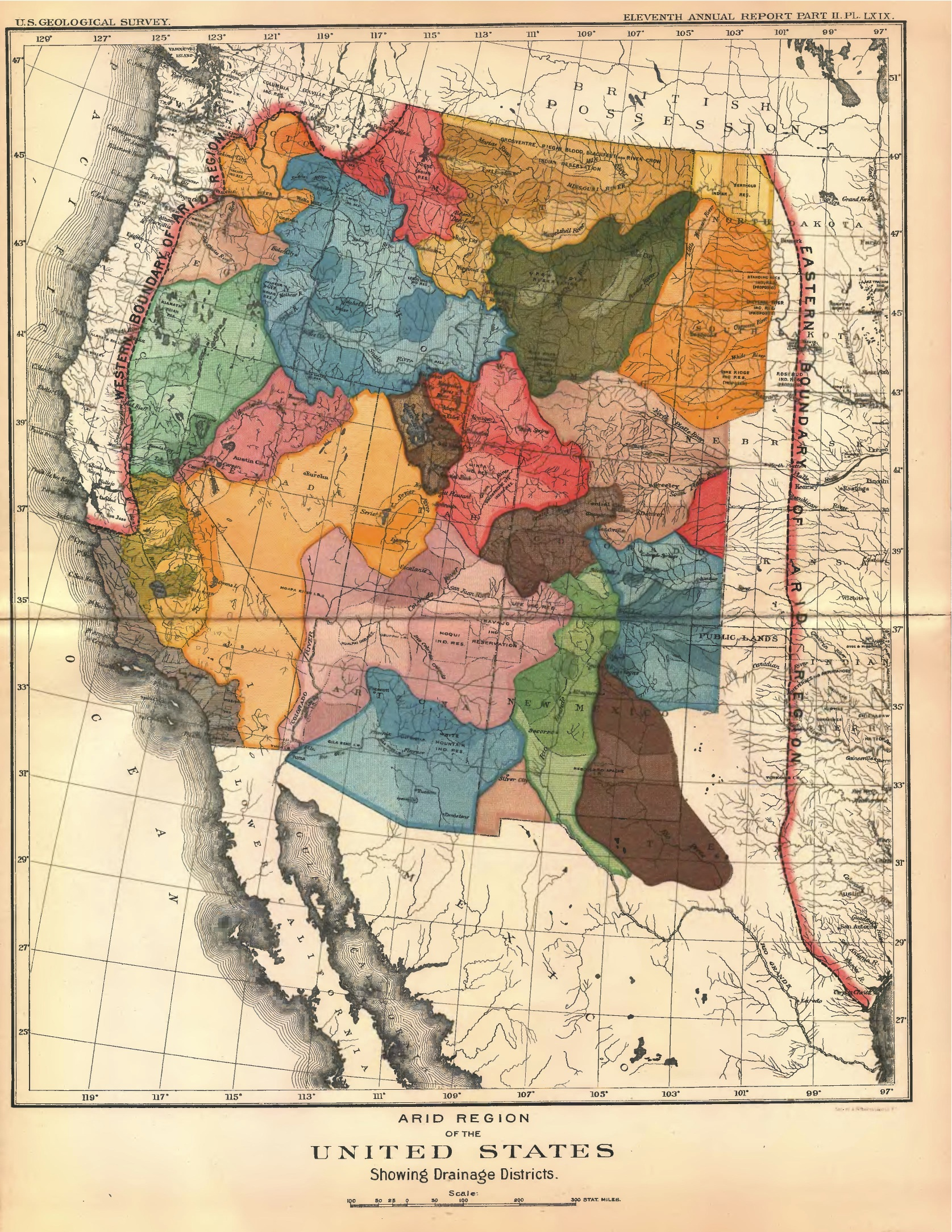 Here To There BackStory With The American History Guys - Us map 1890